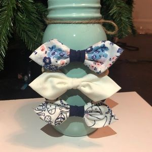 Other - Baby Headbands, Fabric Bows
